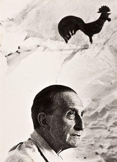 Marcel Duchamp a Cadaques by Francesc Català-Roca