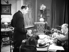Basil Rathbone and Nigel Bruce Sherlock Holmes Stories, Adventures Of Sherlock Holmes, The Great Doctor, Film Base, Arthur Conan Doyle, John Watson, Baker Street, British Actors, Sound Of Music