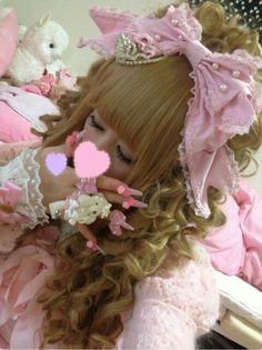 mimipompom on Ameblo, Hime Gyaru Gyaru Fashion, Lolita Fashion, Cute Fashion, Princess Girl, Princess Style, Japanese Beauty, Japanese Fashion, Angelic Pretty, Gothic Lolita
