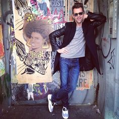 Brad Goreski + City Love