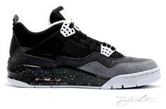 """Air Jordan 4 """"Fear Pack"""""""