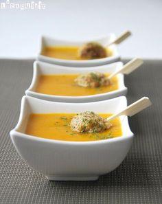 Pumpkin souppp by Tuatha