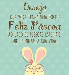 #pascoa , #mensagem