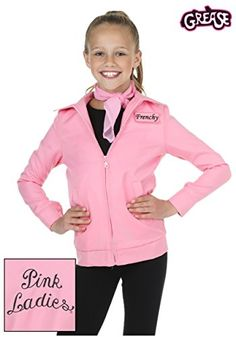 Toddler Deluxe Pink Ladies Jacket - 4T | Best Amazon Products For ...
