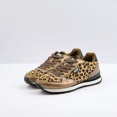Jogging Leopardo para Mujer