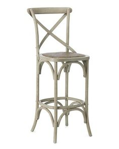 Bosquet Bar Stool #WilliamsSonoma