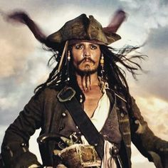 Tribute to one of the greatest of all time, Johnny Depp (Captain Jack Sparrow) . Caribbean Jacks, Pirates Of The Caribbean, James Gunn, Johnny Depp Movies, Pirate Day, New Actors, Captain Jack Sparrow, Christen, Fantastic Beasts