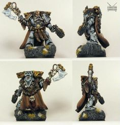 Space Wolf Lord Conversion (*MODEL COMPLETE!*) - Forum - DakkaDakka | At the…