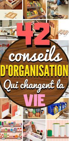 Chasseurs d'astuces vous présentent 42 conseils d'organisation !