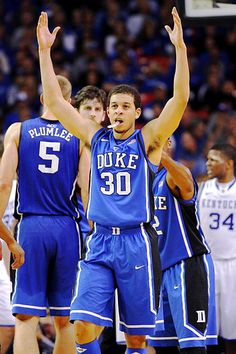 Seth Curry 23 points even though he has been struggling with a leg injury- Duke 75 uk 68