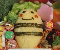 レシピとお料理がひらめくSnapDish - 54件のもぐもぐ - Honey bee  lunch pack by panda