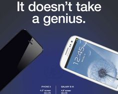 I phone vs samsung