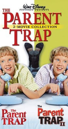 Rent The Parent Trap / The Parent Trap II starring Hayley Mills and Maureen O'Hara on DVD and Blu-ray. Get unlimited DVD Movies & TV Shows delivered to your door with no late fees, ever. 1961 Movies, Two Movies, 2 Movie, Family Movies, Comedy Movies, Great Movies, Classic Movies, Movie Titles, Indie Movies