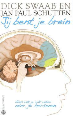 De ontwikkeling van de hersenen, opmerkelijke hersenziekten en de oorsprong van ons gedrag: al deze thema's komen uitgebreid aan bod in dit boek. Vol vaart en humor behandelen Dick Swaab en Jan Paul Schutten ook lastige onderwerpen als de vrije wil en het religieuze brein. Zo maken zij van Jij bent je brein een prachtige mix van alles wat je móét weten en alles wat je wílt weten over je hersenen.