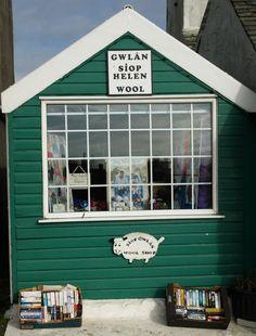 The Wool Shop, Moelfre.