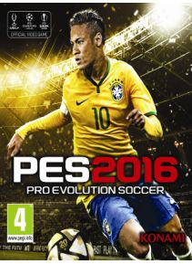 Pro Evolution Soccer 2016 Day One Edition STEAM CD-KEY ROW - G2A - Global Digital Gaming Marketplace