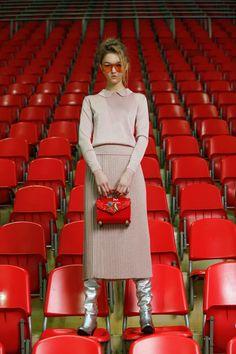 Alena Akhmadullina Pre-Fall 2018 Lookbook - The Impression