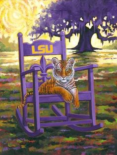 Hobbs Douglass and Flynn Moeller is this not almost an exact replica of Michelle's senior pic? Louisiana Art, Louisiana Homes, Louisiana State University, New Orleans Louisiana, New Orleans Saints, Lsu Tigers Football, Saints Football, Football Stuff, College Football
