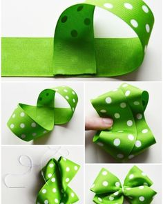 Patrick's Day Bottle Cap Necklace and Hair Bow St.+Patrick's+Day+Bottle+Cap+Hair+Bow+Tutorial+at+St.+Patrick's+Day+Bottle+Cap+Hair+Bow+Tutorial+at+ Ribbon Hair Bows, Diy Hair Bows, Diy Bow, Diy Ribbon, St. Patricks Day, St Patricks Day Hair Bows, Bottle Cap Necklace, Hair Necklace, Bow Template