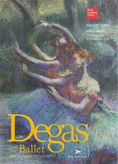 MAKING A MARK: The Degas Exhibition - notes for pastellists-Interesting idea of tracing paper on board w/ chalk pastel, spray w/ fixative to preserve bright colors.