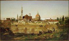 Florence de Jasper Francis Cropsey (1823-1900, United States)