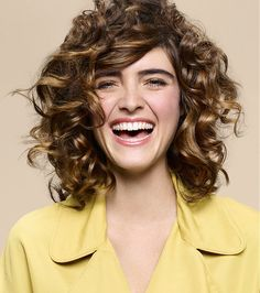 Camille Albane Medium Brown Hairstyles