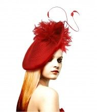 M29 Profile Dish Fascinator