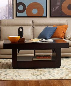 Beta Table Collection - Coffee, Console & End Tables - furniture - Macy's