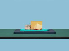Cheeses by Dorine Bessière http://mindsparklemag.com/design/cheeses/