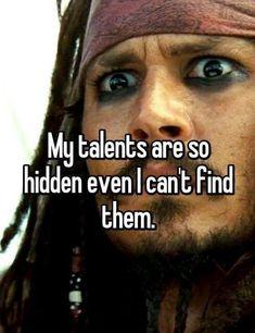 100 Johnny Depp Funny Captain Jack Sparrow Quotes 97 - Humor on Captain Jack Sparrow, Jack Sparrow Funny, Jack Sparrow Quotes, Funny Relatable Memes, Funny Jokes, Hilarious, Funny Facts, Johnny Depp Frases, Johny Depp