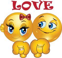 emoticon happy png | Happy Valentine Boy Smiley Emoticon Clipart ...