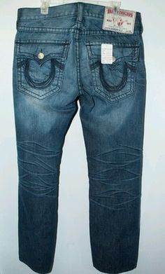 True Religion mens Jeans Excellent Condition | eBay