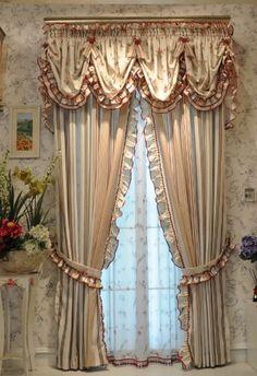 I like the curtains