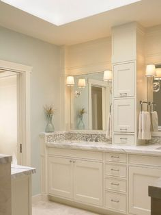Paint colour for wall & cabinets