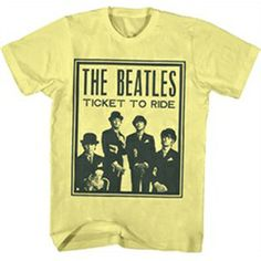 6152c105e 24 Best Band T-shirts images | The beatles members, Band t shirts ...