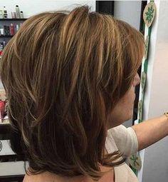 nice 25+ Latest Short Layered Bob Haircuts   Bob Hairstyles 2015 - Short Hairstyles for Women