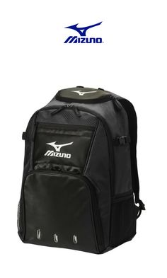 Mizuno Backpack Style Heather Black 22 l