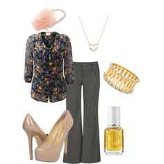 """""""2 X 08 The Ins and Outs of Inns - Lorelai 7"""" by faedissey on Polyvore"""