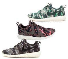 Nike Roshe Run \u201eTiger Stripe Camo\u201d Pack