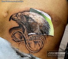 Tatuaje de / Tattoo by: mryiyo | #tatuajes #tattoos #ink