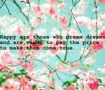 Inspiring picture dream, dreamers, fight, flowers, happy. Resolution: 432x288 px. Find the picture to your taste!
