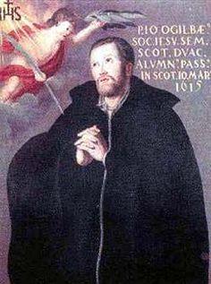 S. João Ogilvie, presbítero, mártir,  14 de outubro