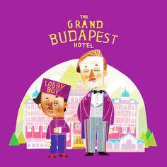 그랜드부다페스트호텔 The Grand Budapest Hotel