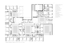 Image 9 of 15 from gallery of Harraby Community Campus  / ATKINS. Floor Plan