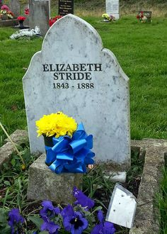 Elizabeth Stride's Grave