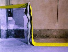 «Autoportrait série n°1, 25.10, 1979». Gloria Friedmann
