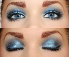 blue close.