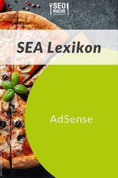 Was bedeutet AdSense? Wir erklären es euch in unserem Online Marketing Lexikon! #seokueche #onlinemarketing #adwords #sea #googleadwords Online Marketing