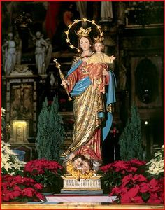 IMAGENES DE MARIA AUXILIADORA AUSILIATRICE AUXILIATRICE HELP OF CHRISTIANS I Love You Mother, Mother Mary, Mothers Love, San Santiago, My Maria, Religious Images, Holy Mary, Art Thou, Madonna And Child