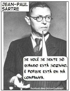 JP Sartre...